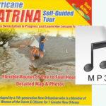 Katrina Self-Guided Tour MP3