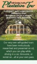 Tours BaYou Plantation Tour