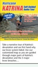 Tours BaYou Katrina Self-Guided Tour
